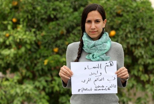 Tala from Palestine