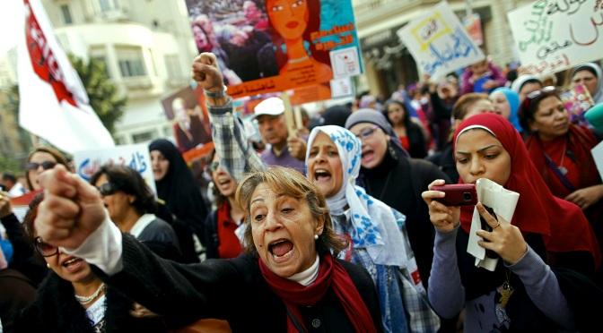 International Women's Day: Where is Egypt now?