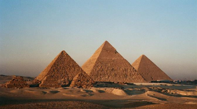 A Secret To Building The Pyramids Has Been Discovered