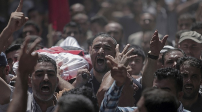 Names of the Victims in Gaza – Continuously Updated
