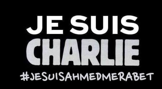 #JeSuisCharlie: Muslims have nothing to apologize for