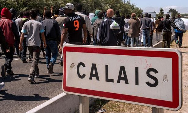 """""""The Migrant Crisis"""" The real issue here is inconvenienced British holidaymakers"""