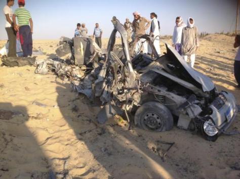 Sinai violence