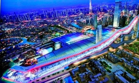 Dubai to build world's largest indoor ski resort as part of Meydan City project | World news | The Guardian