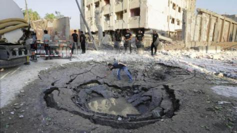 ISIS shubra kheima