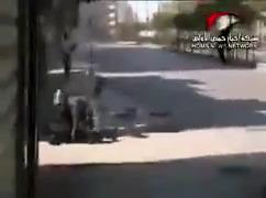 PoliceSyriaHit