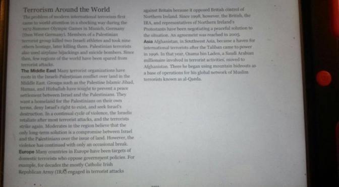 Jerusalem American School in Beit Hanina: American or Zionist Agenda?