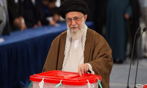 Iran elections photo