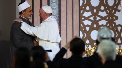 Pope ad Al-Azhar BBC