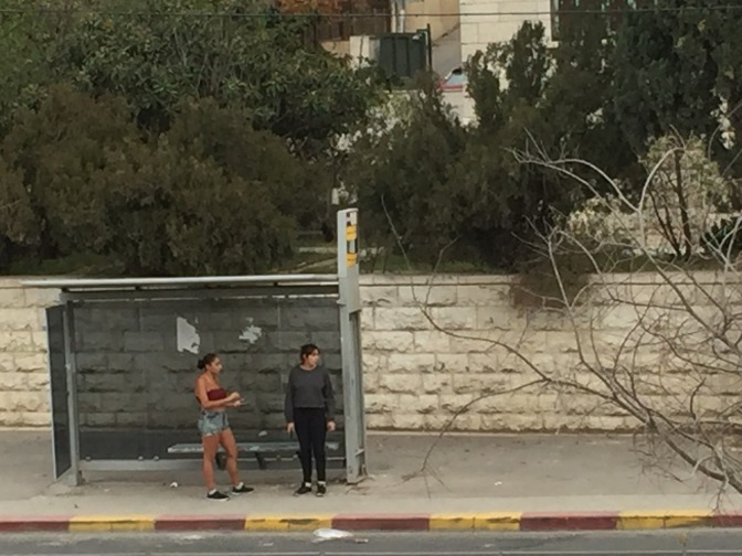 Prostituting israelis in Jerusalem east..