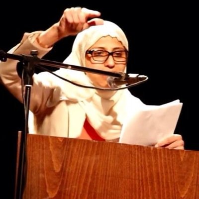 The Poem for Which Dareen Tatour's Under House Arrest: 'Resist, My People, Resist Them'
