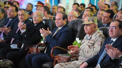 Sisi no politics