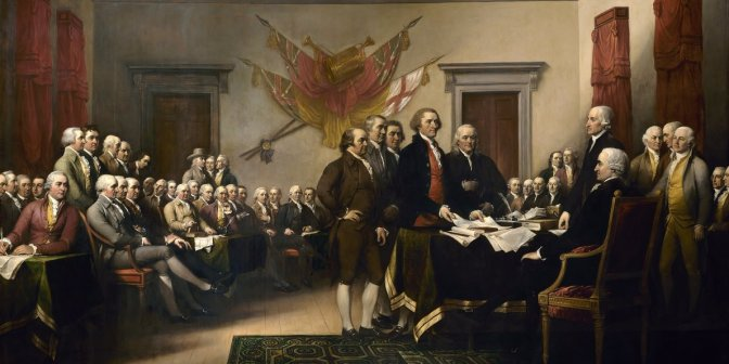 The Deleted Clause of the Declaration of Independence