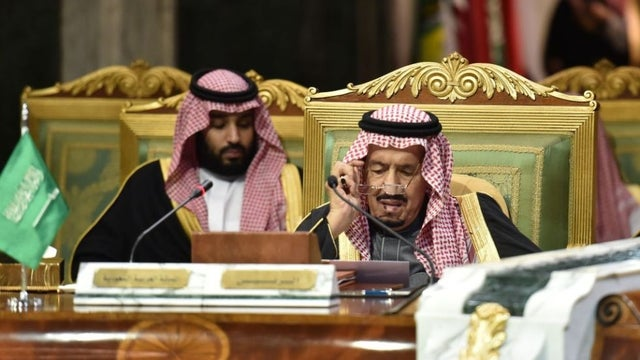 Saudi leaders congratulate Biden, Harris one day after election victory