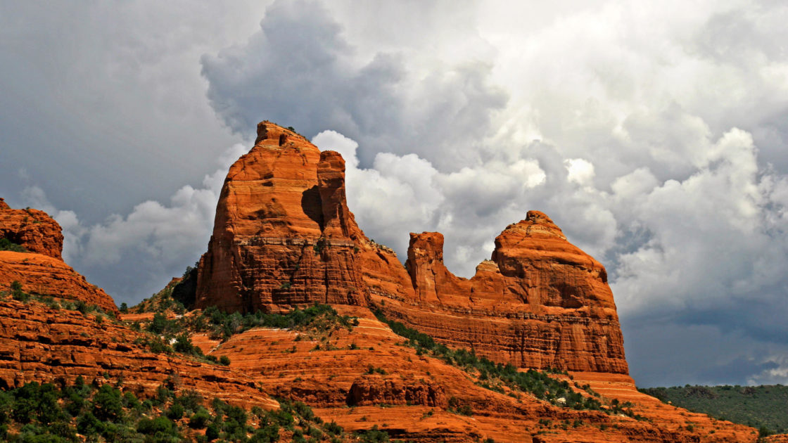 wallpaper et fond d'écran Arizona ville pays paysage nature canyon