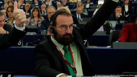 EU Parliamentarian Jozsef Szajer