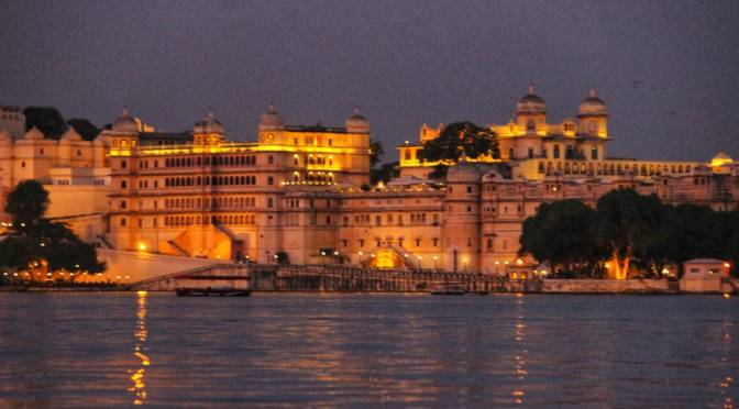 """Places to Visit in """"Udaipur- The City of Lakes"""""""