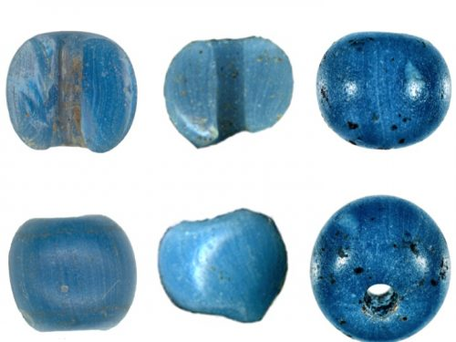<i>Images courtesy of American Antiquity</i><br>Archaeologists found these glass beads in northern Alaska. They were made in Venice, Italy, in the 1400s.