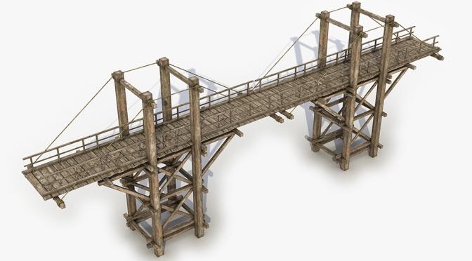Bridge On The River Kopai