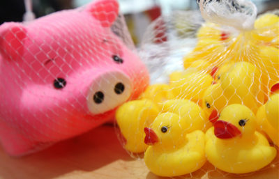 Toys found to have extremely high levels of phthalates at the Consumer Council in Hong Kong.