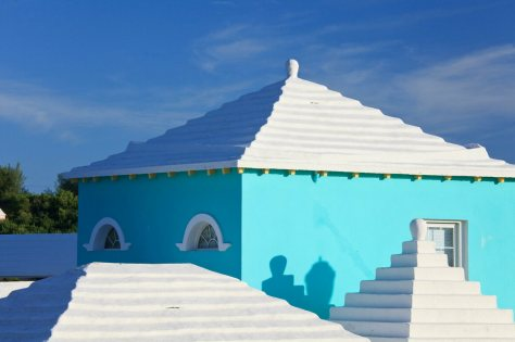 The roofs are also resistant to hurricanes, and many old buildings retain their original roofs.