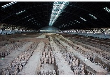 1974 – Terracotta Army was discovered