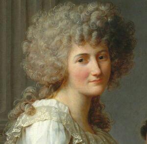 À Français chimiste – Marie-Anne.