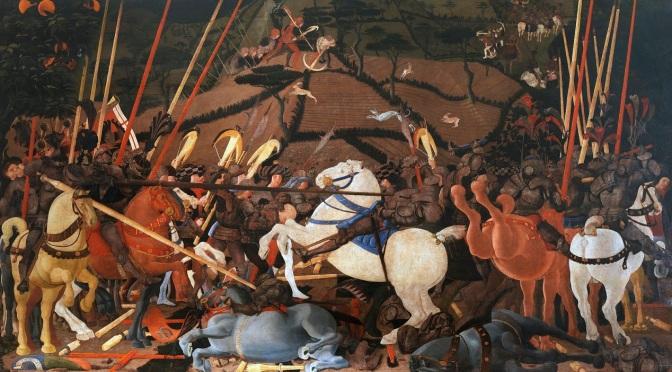 Paolo Uccello e o proto Renascimento