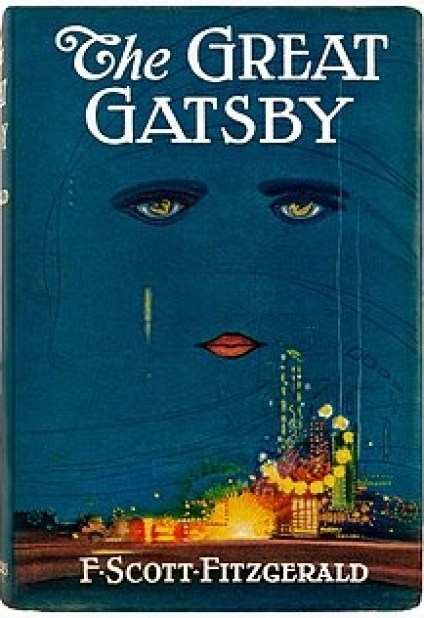 1925 – The Great Gatsby is first published