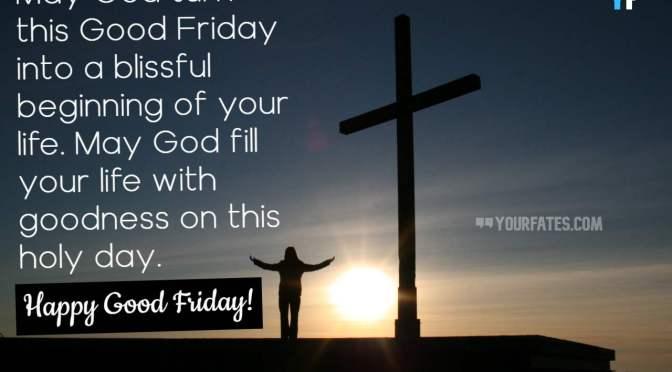 'Happy' Good Friday