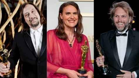Le Palmarès - Oscars 2021
