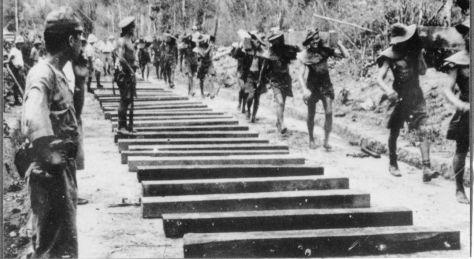 Hendrik Robert van Heekeren - WWII Allied prisoners of war and civilian laborers worked in horrendous conditions to install a railway between Thailand and Burma.