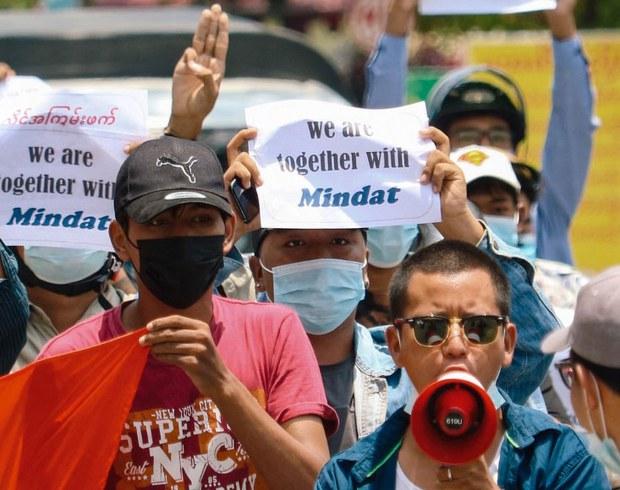 US Sanctions Myanmar Junta Figures as Chin Fighters Claim 6 Army Troop Kills
