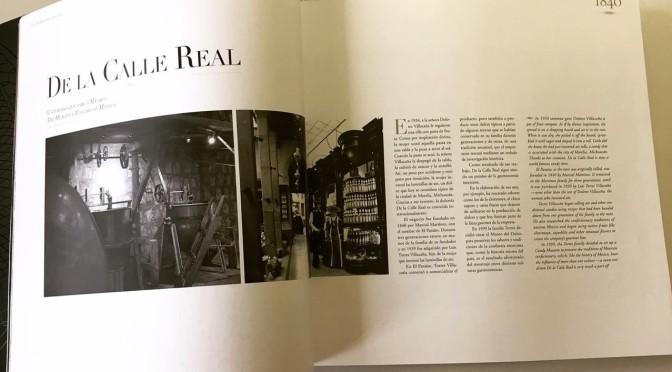 De El Paraíso a la Calle Real, un paseo por la historia, las recetas, los sabores y las tradiciones