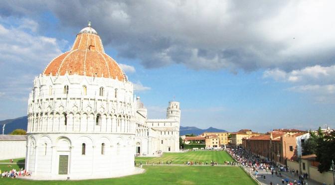 Pisa  –  meine 11 Tipps für eine bezaubernde Stadt