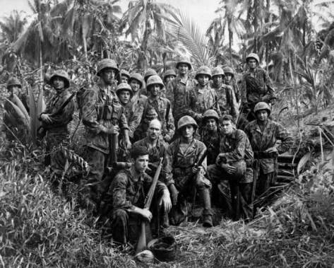 U.S. Marine Raiders