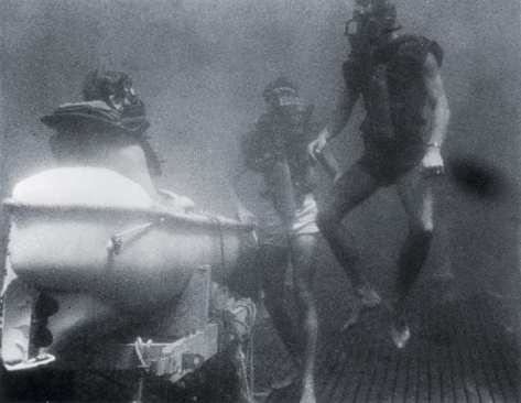 UDT Small Submersible