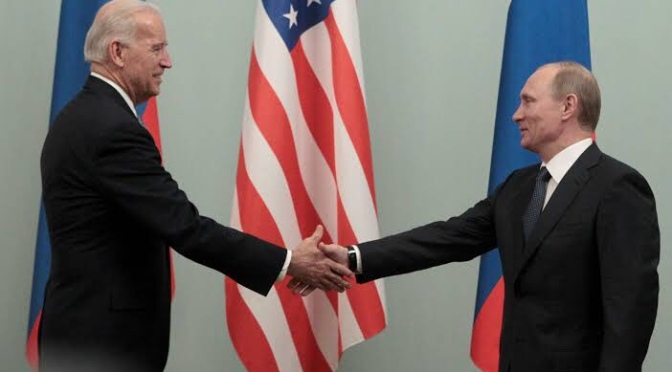 Deciphering U.S.A. – Russia relations at NATO.