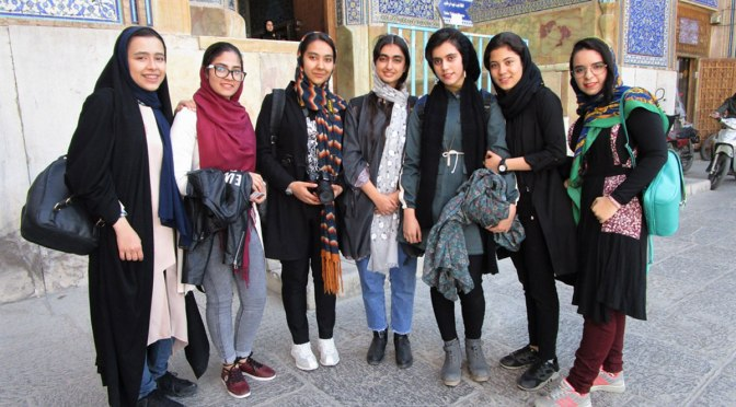 Alltagsszenen im Iran