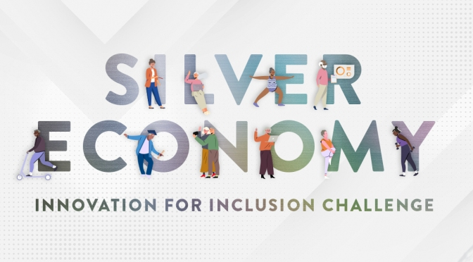 IDB and IDB Lab's Silver Economy Innovation for Inclusion Challenge invites grant proposals to benefit seniors