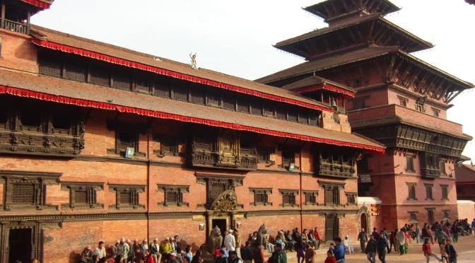 Nepal: Rückkehr nach Kathmandu
