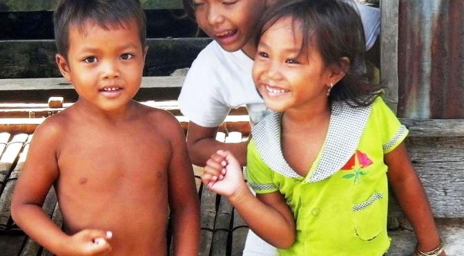 Lächeln in Asien, Teil 1