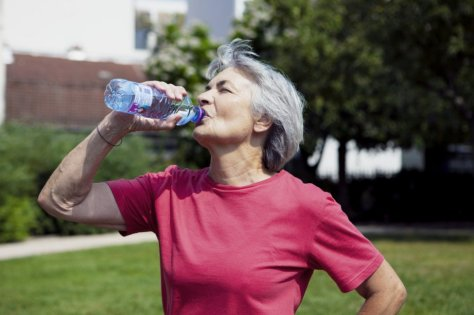 Physical activity can help limit brain tissue damage, and thus cognitive decline, in old age, a new study has found. File Photo by Image Point Fr/Shutterstock