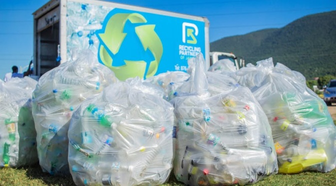 Plastic Free July and the importance of recycling in Jamaica