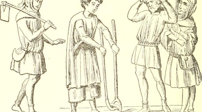 Day 6/67 of GED in 5 months, serfs vs. slaves