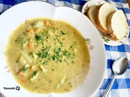 curry chowder