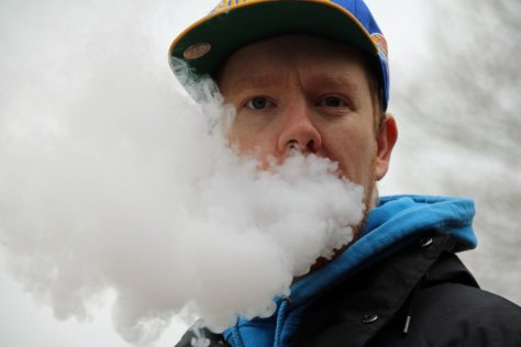 Vaping devices contain thousands of unidentified chemicals that users inhale, a new study has found. Photo by kevsphotos/Pixabay
