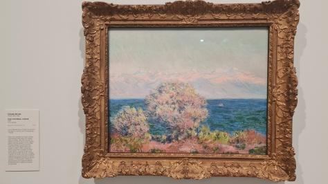 Cap D'Antibes by Claude Monet, Content Catnip
